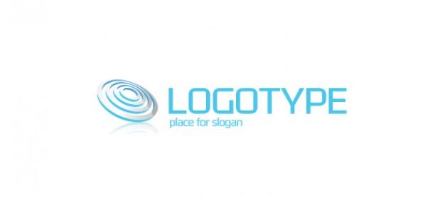 corporate vector logo template