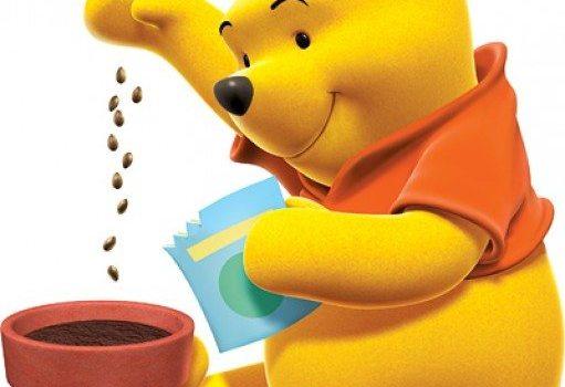 disney winnie the pooh psd material