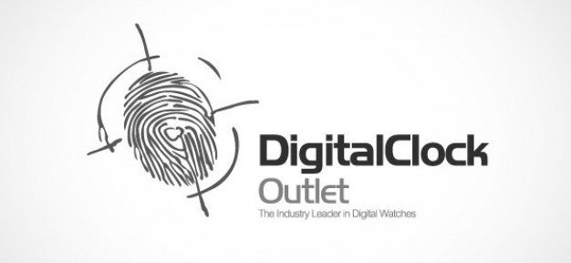 free digital logo template