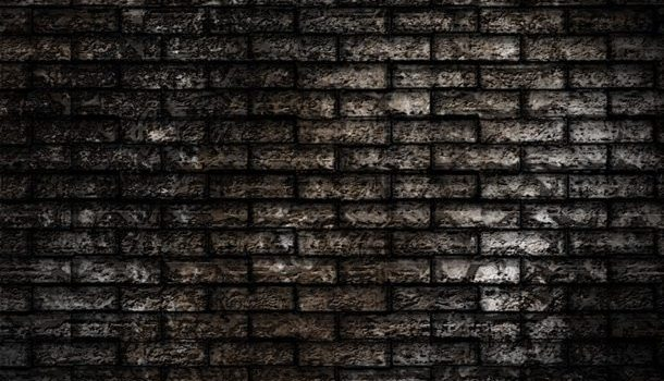 Grunge brick wall background