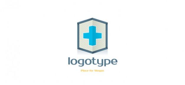 high tech logo vector template