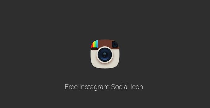 Instagram Social Icon