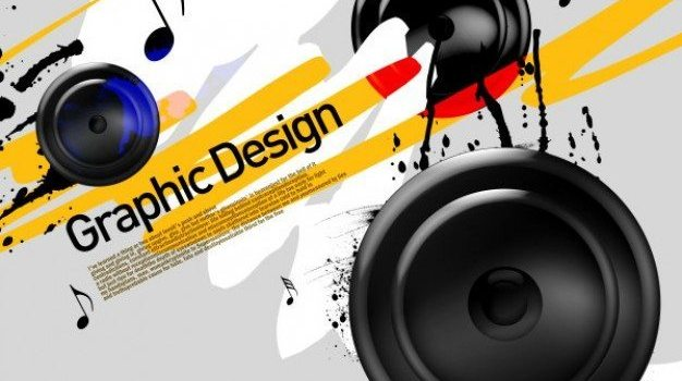 korean design elements psd layered material in yi