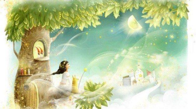 korean fantasy illustrator hd stratification  tif   dpi
