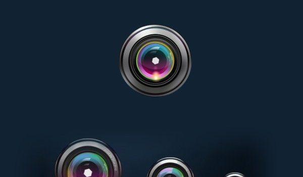 Lens layer (PSD)
