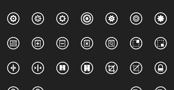 Metricons Windows 8 Icon Set