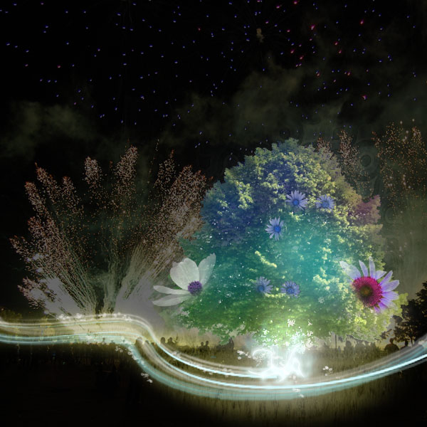 tree44 Create a Magical Image using Photo Manipulation