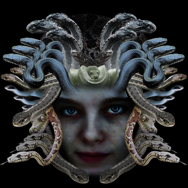 medusa16b Creating Medusa With Photo Manipulation