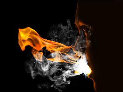 flam10b Create a Fiery Face Explosion