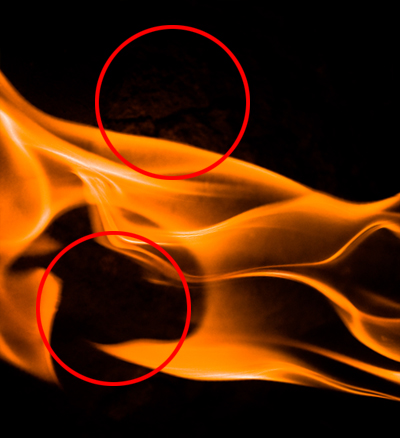 flam3d Create a Fiery Face Explosion