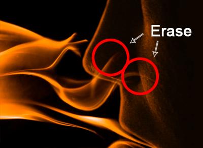 flam4d Create a Fiery Face Explosion
