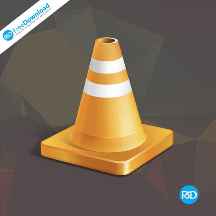 PSD Road Traffic Cone