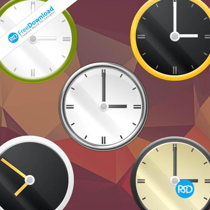 5 Different Clocks PSD Design