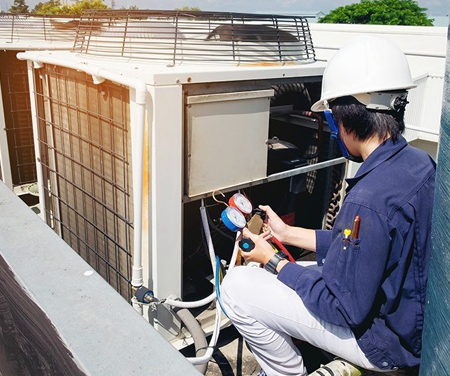 HVAC repair Collegeville
