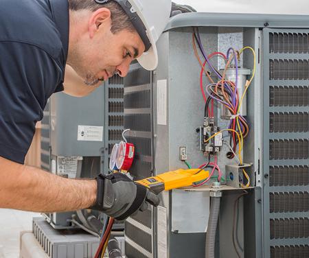 HVAC repair services in Schwenksville, PA