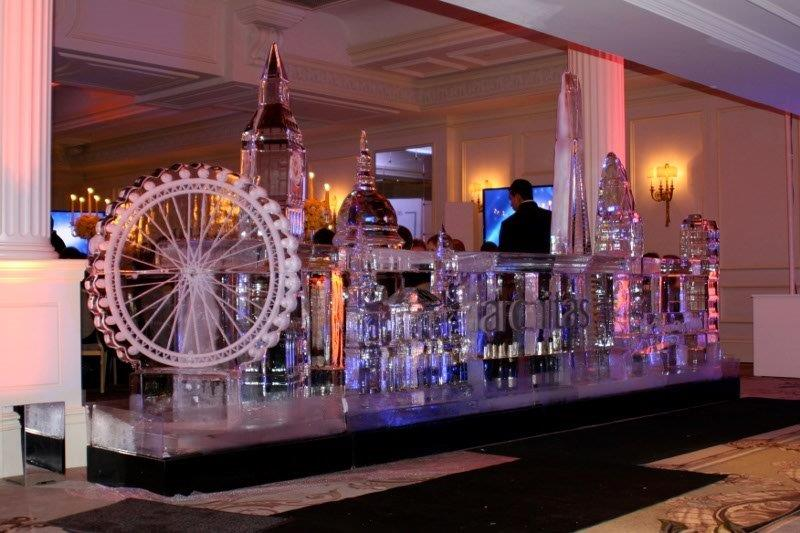 London Skyline Ice Bar