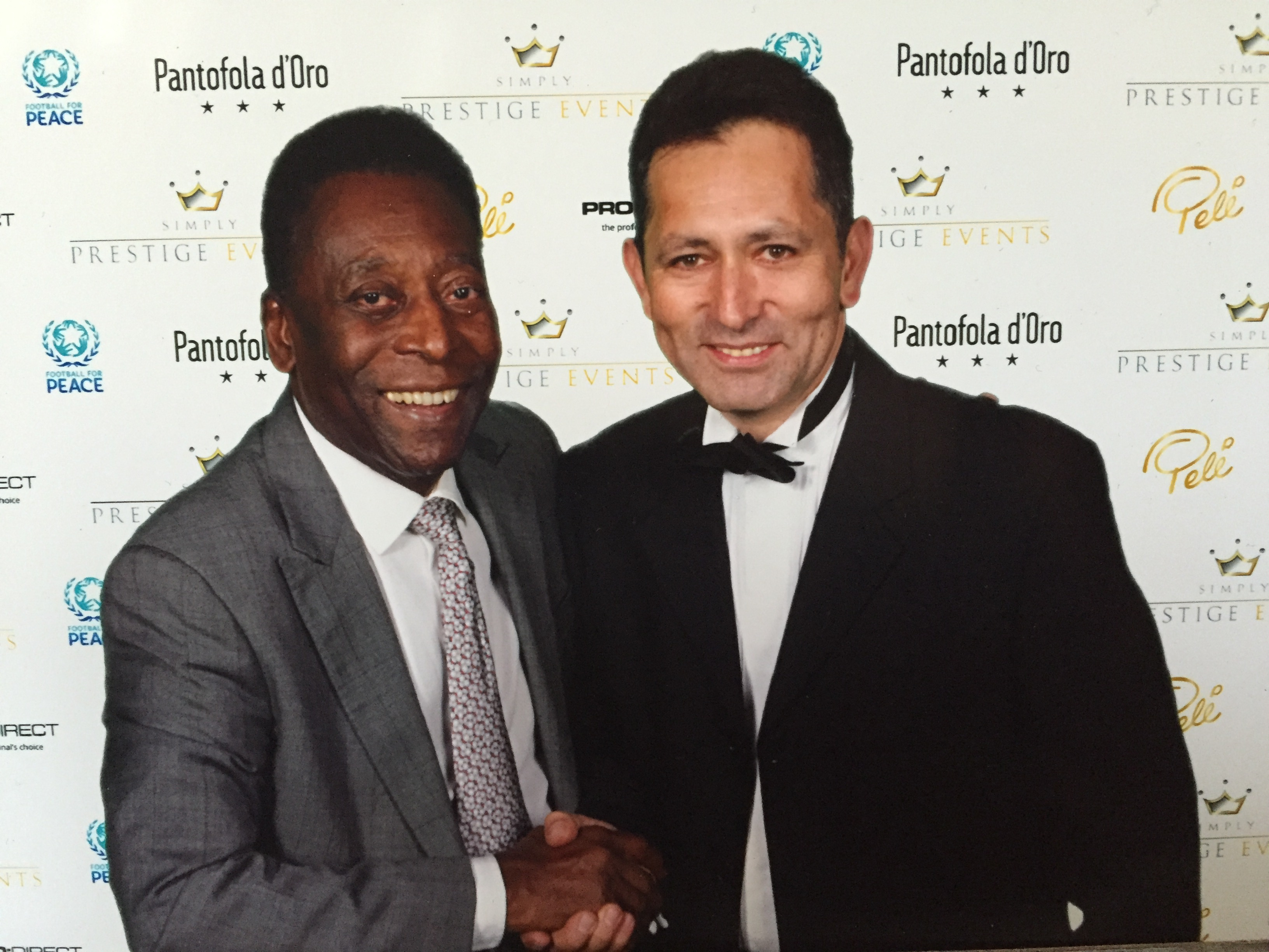 AN EVENING WITH PELE