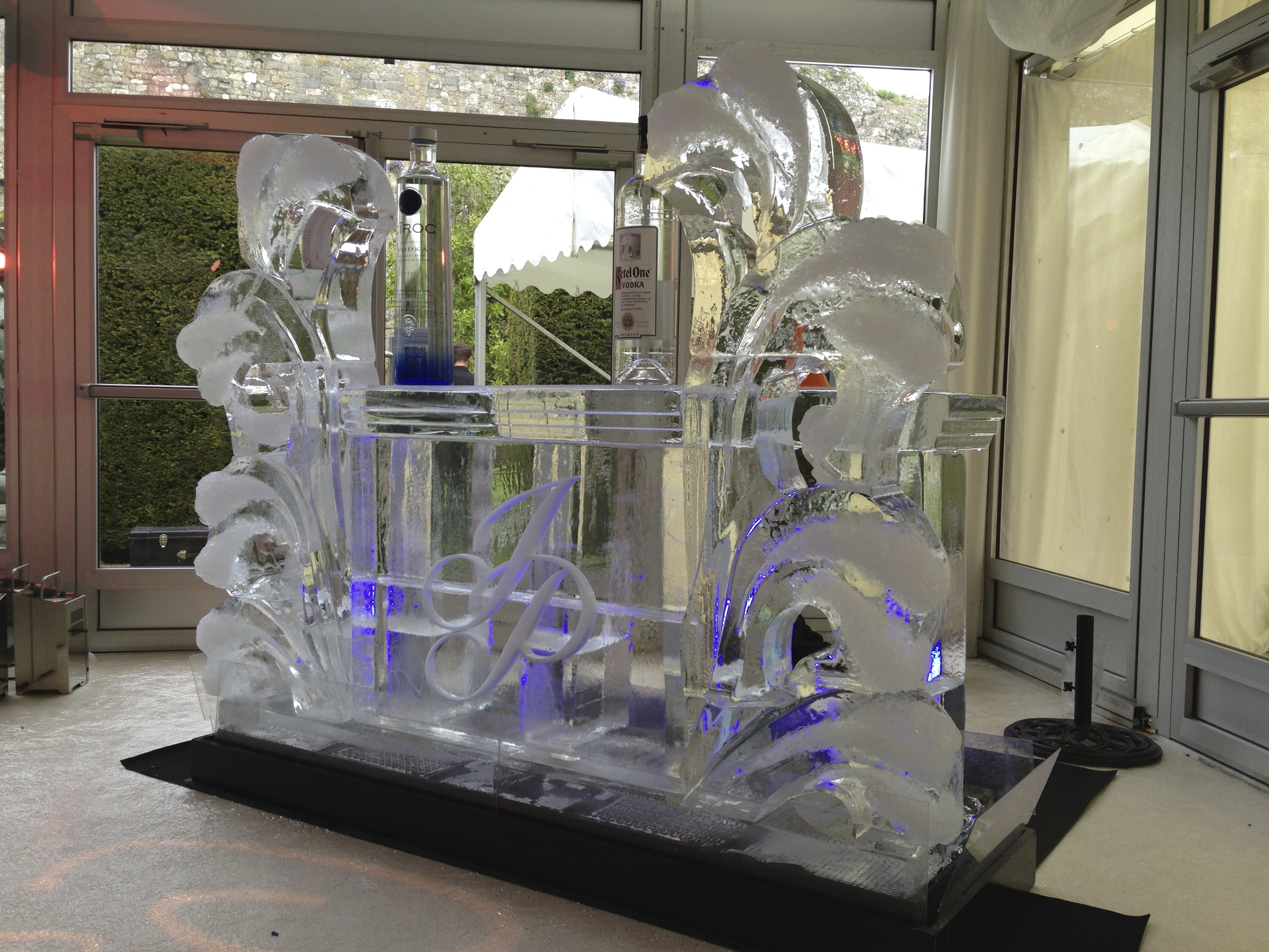 Wedding Ice Bar 2