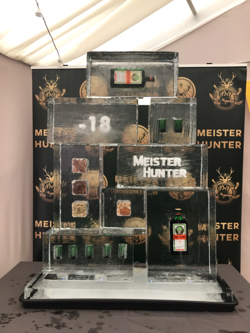 A NEW WAY TO ENJOY JAGERMEISTER