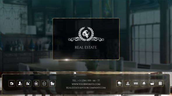 Videohive Real Estate 23275395