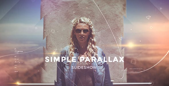 Videohive SIMPLE PARALLAX 19077062