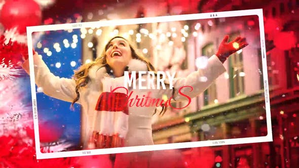 Videohive Christmas And New Year Story 29462871