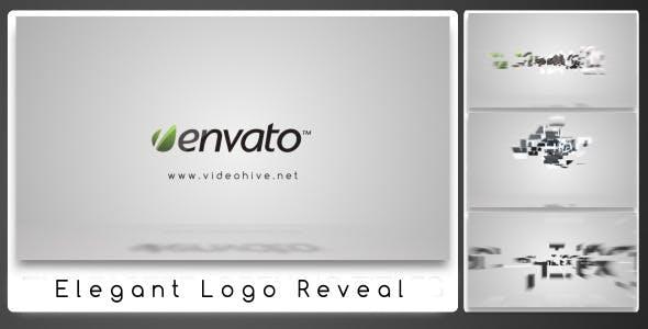 Videohive Elegant Logo Reveal 2892546