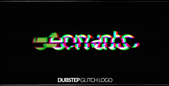 Videohive Dubstep Glitch Logo 17101611