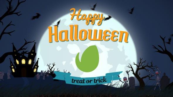Videohive Halloween Revival 18219515