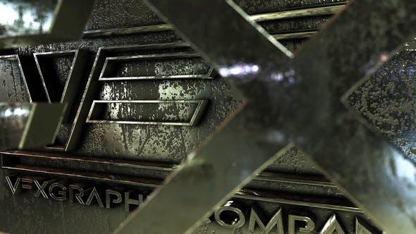 Videohive Power Grunge Logo 28540150