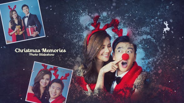 Videohive Christmas Memories - Photo Slideshow 22884787