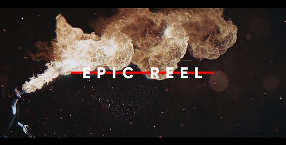 Videohive Epic Reel 21432145