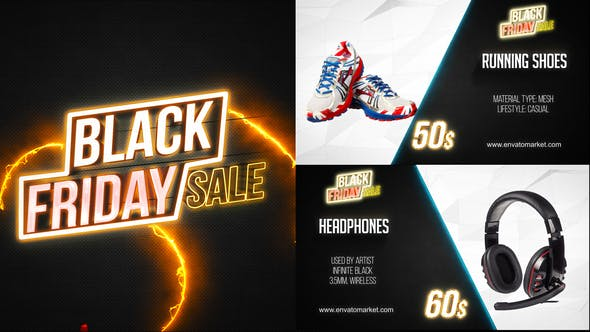 Videohive - Black Friday Sale - 29360770