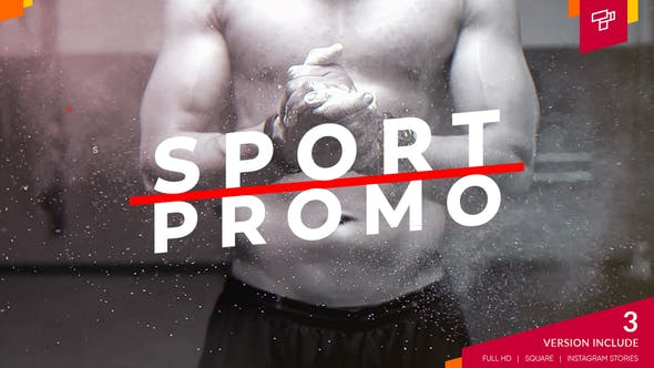 Videohive Sport Opener   Dynamic Promo   Action Intro   Workout Event 22747068