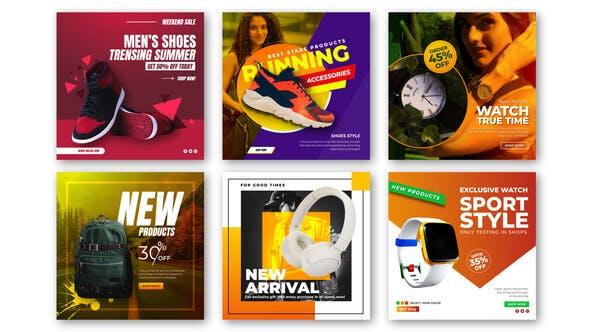 Videohive Product Promo Instagram Post V22 29301391