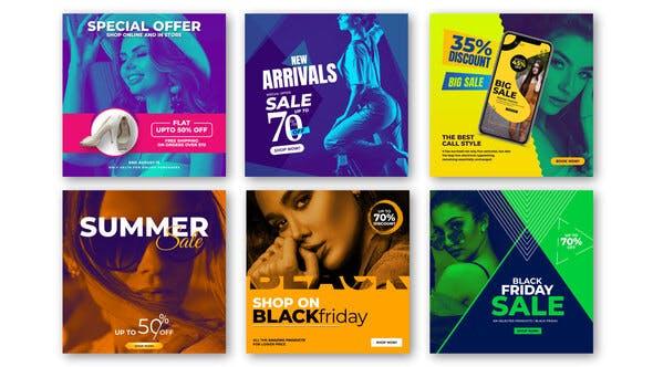 Videohive Product Promo Instagram Post V24 29355161