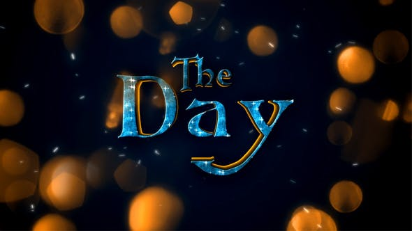 Videohive The Day 13728030