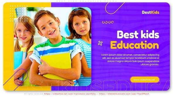 Videohive Best Kids Education Promo 29663602