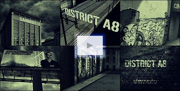 Videohive District A8 711303