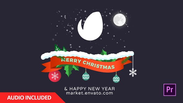 Videohive - Modern Christmas | For Premiere Pro - 29475762