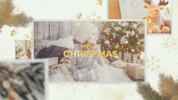 Videohive Christmas Slideshow Special Memories 29584112