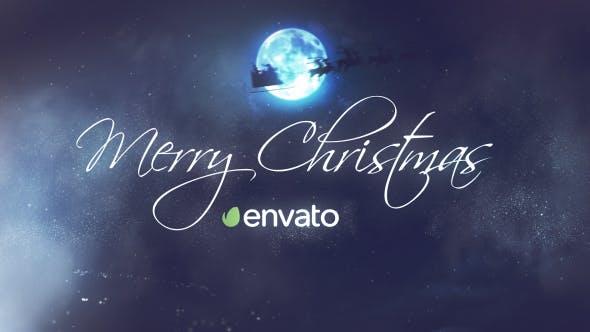 Videohive Christmas 18843808