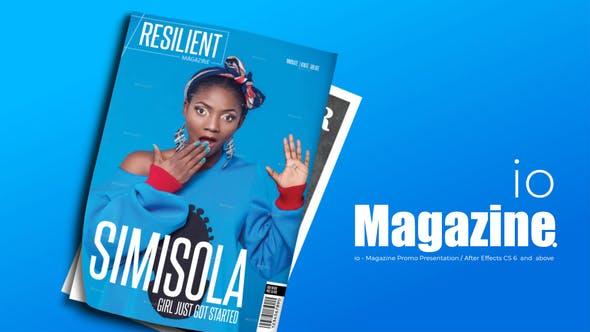 Videohive io - Magazine 24968108