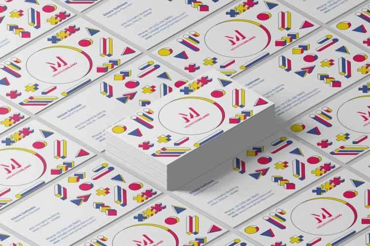 Creative Business Card Vol.41 V3E2F62