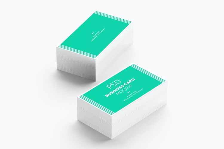 Business Card Mockup 8MKNBXB