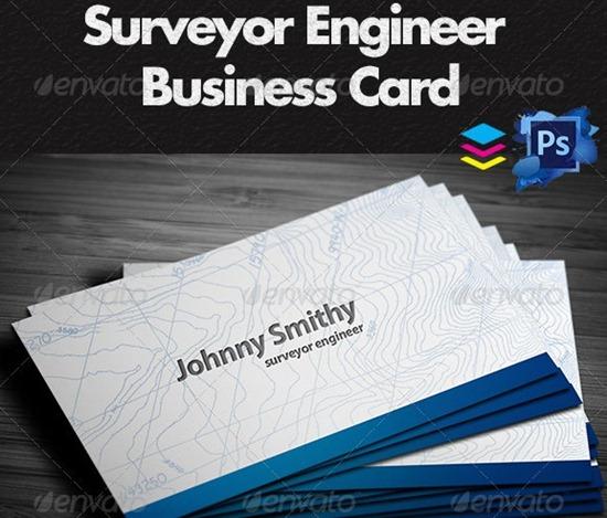 50 Elegant PSD Business Cards Templates PSDreview