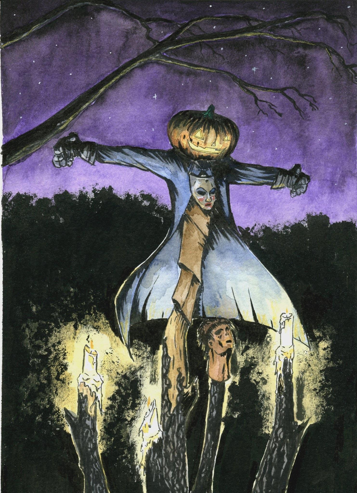 PseudoPod 566: Flash On The Borderlands XL: Halloween Street