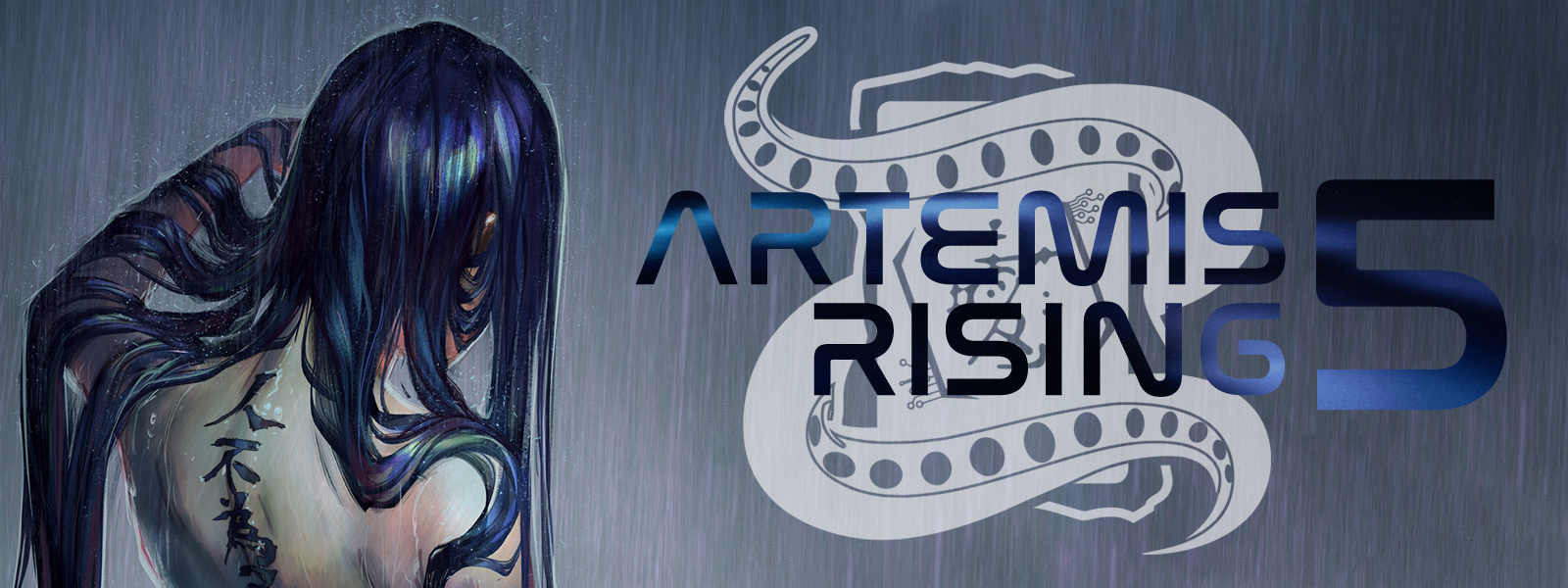 PseudoPod 641: ARTEMIS RISING 5: A Song for Wounded Mouths - PseudoPod