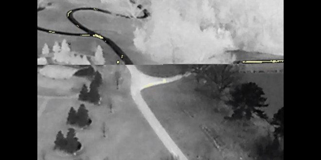Public Safety Drone FLIR Training and Tips – Color 1 Palette