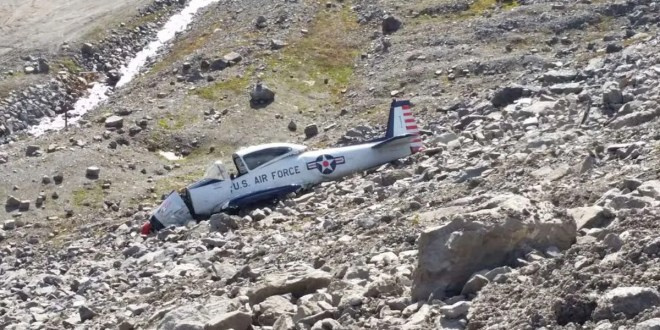 Pilot Sent to Prison for Lying to Accident Investigators